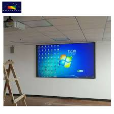 ambient light rejecting screen china xy screens 100 inch zhk100b black crystal ambient light