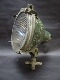 Vintage Industrial Light Fixtures Antique Industrial Cage Light Fixture For Wall Or Ceiling Signed