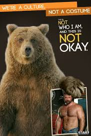 Gay Bear Meme - image 192360 we re a culture not a costume know your meme