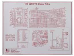 corvette c3 wiring harness diagrams