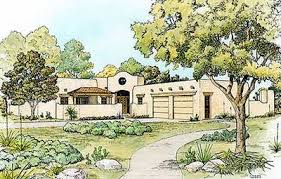 southwestern home southwestern home plan with shape 46046hc