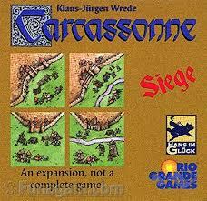 siege of carcassonne carcassonne cult siege creativity wrede klaus jürgen