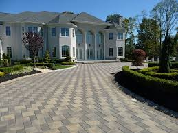 custom front yard landscaping and driveway pavers plain ol u2026 flickr