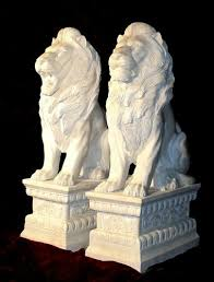 marble lion marble lion statue at rs 50000 marble lion id 16476004088