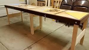 Custom Beer Pong Tables by Custom Beer Pong Tables Aca Custom Woodworking