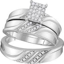 His And His Wedding Rings by His And Hers Wedding Ring Sets