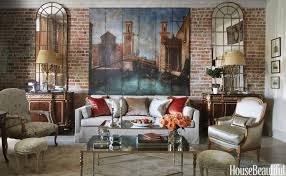 Best Living Room Decorating Ideas  Designs HouseBeautifulcom - Living room wall decor ideas