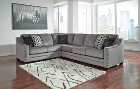 Charcoal Sectional Sofa Bicknell Charcoal Sectional Sofa By Furniture 86204 48