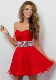red graduation dresses for 8th grade naf dresses