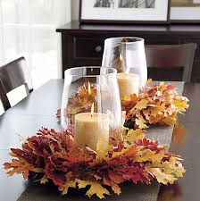 autumn decorating with materials let autumn decorate