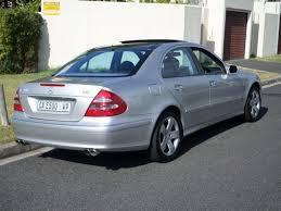 Mercedes Benz E 2003 Robbie Tripp Motors Used Mercedes Benz Car Dealer Cape Town E