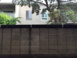 privacy screen fence mesh pool backyard deck patio balcony deck 35