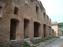 roman insula floor plan insula building wikipedia