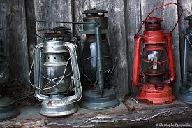 early pewter timekeeper oil lamp clock peltro by maggiemaevintage
