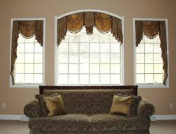 Curved Window Curtains Arch Window Curtains Ideas U2013 Day Dreaming And Decor