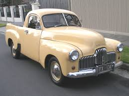model trucks australia the holden 50 2106 utility launched in 1951 three years after the