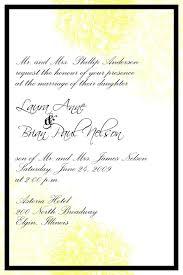 Invitation Card Matter Paperinvite Wedding Invitation Personal Card Matter Free Printable