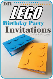 Bday Invitation Cards For Kids Best 25 Lego Card Ideas On Pinterest Lego Gifts Gift Boxes And