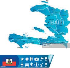 Haiti Map Haiti Map Vector Art Getty Images