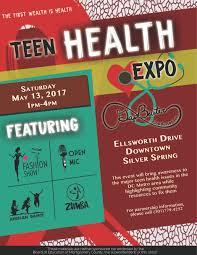 annual teen health expo may 13