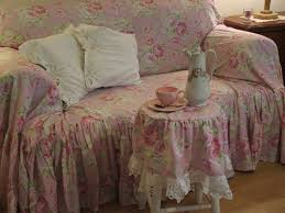 Cottage Chic Slipcovers by Living Room Sofa Shabby Chic Slipcovers With Slipcover Interesting