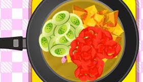jeux de cuisine salade jeu le concours de top model gratuit jeux 2 filles