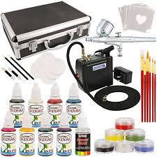 airbrush body paint kit ebay