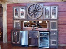 rustic kitchen cabinets rustic walnut kitchen