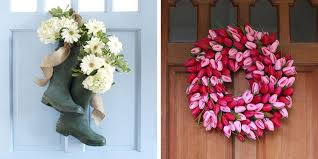 spring door wreaths 35 spring wreaths easter spring door decorations ideas