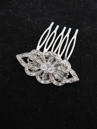 1920s wedding accessories art deco wedding hair accessories