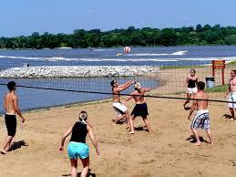 Iowa beaches images Iowa 39 s beaches jpg