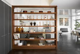 room partition designs great ideas for partition with shelves
