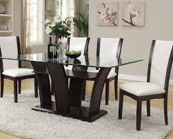 amazing contemporary dinette sets design ideas charming contemporary dinette sets and modern dining room sets for 8 with dining set rectangular table