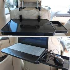 Computer Desk For Car Car Laptop Holder Multi Purpose Vehicle Folding Computer Desk