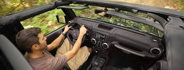 jeep wrangler unlimited 2017 jeep wrangler unlimited premium interior features