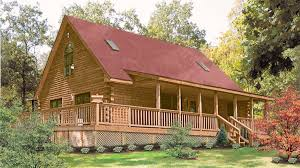 large log cabin floor plans log home design plan and kits for warren