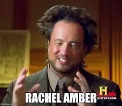 Amber Meme - ancient aliens meme imgflip