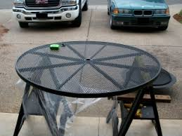 How To Build A Propane Fire Pit Table by Gas Fire Pit Build