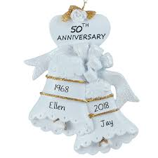 shop anniversary ornaments keepsakes personalized ornaments