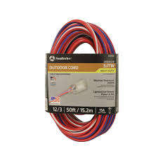 Southwire In Wall Digital 7 by Southwire 100 Ft 12 3 Sjtw Usa Outdoor Heavy Duty Extension Cord
