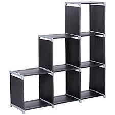 amazon com songmics storage cube organizer diy plastic closet