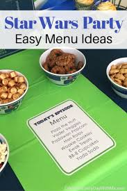 wars party ideas galactic wars party ideas decor food celebrate every day