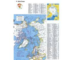 Ocean Map World by Maps Of Arctic Region Collection Of Detailed Maps Of Arctic