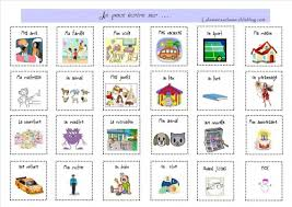 Outils pour le cahier de lécrivain  Lala aime sa classe