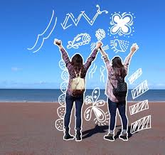 doodle edit friendship doodle discovered by lxann on we it