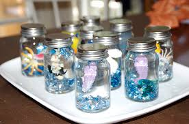 wine glass snow globes craftionary