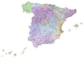 Spain Map Quiz by Municipalities Of Spain Wikipedia
