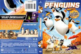 the penguins of madagascar penguins of madagascar dvd cover u0026 label 2015 r1