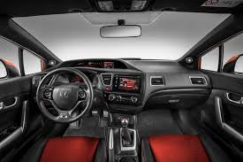 2015 honda civic si interior car specs and price