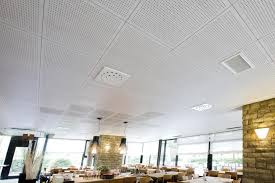 Suspended Ceiling Tile laminated mdf suspended ceiling tile acoustic perforated
